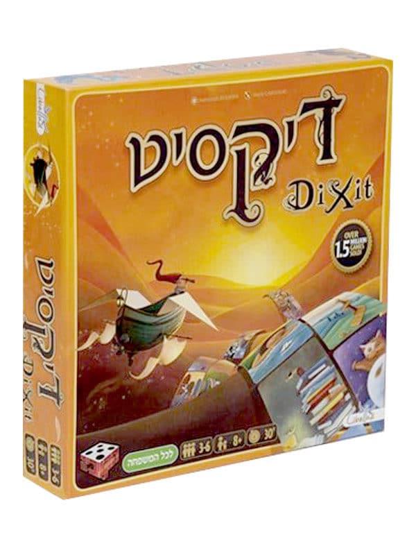 משחק עטור פרסים - דיקסיט