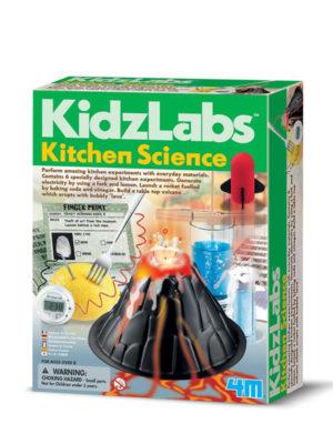 אריזת מדע במטבח