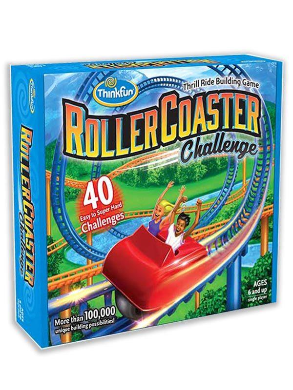 אריזת רכבת הרים - RollerCoaster