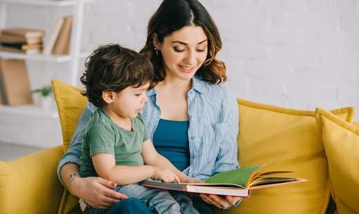 עצות לקריאה נכונה וטובה לילדים