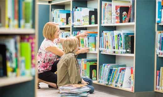 איך בוחרים ספר לילד ?