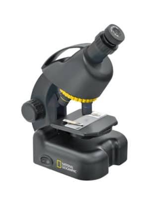 תמונת מיקרוסקופ 40X-640X עם מתאם לסמארטפון
