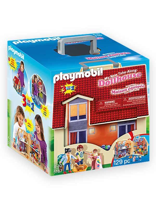 פליימוביל בית בובות 5167