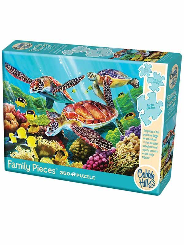 זרם צבי הים פאזל 350 חלקים