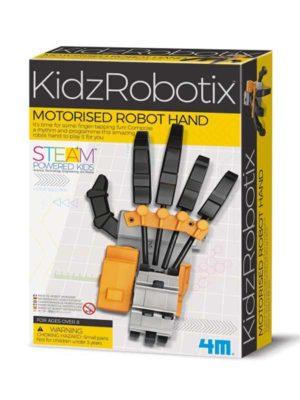 אריזת יד רובוטית ממונעת