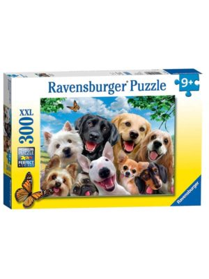 סלפי כלבים פאזל 300 חלקים
