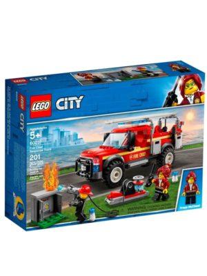 לגו משאית כיבוי אש 60231