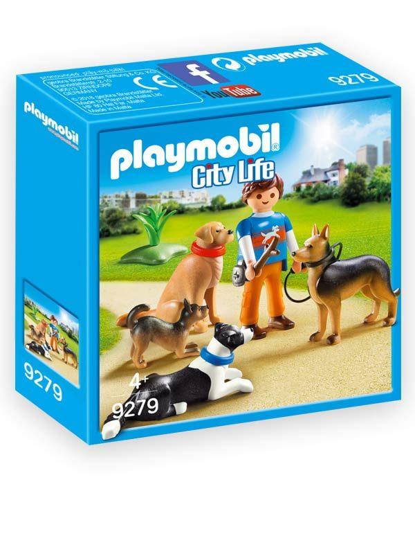 פליימוביל 9279 מאלף כלבים