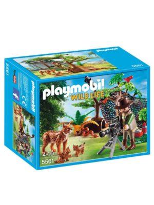 פליימוביל 5561 משפחת חתולי הבר וצלם