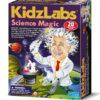 קסמי מדע- ערכת קסמים 4M