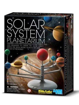 מודל מערכת השמש 4M