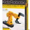 זרוע רובוטית ממונעת