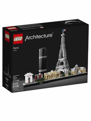 לגו 21044 ארכיטקטורה פריז