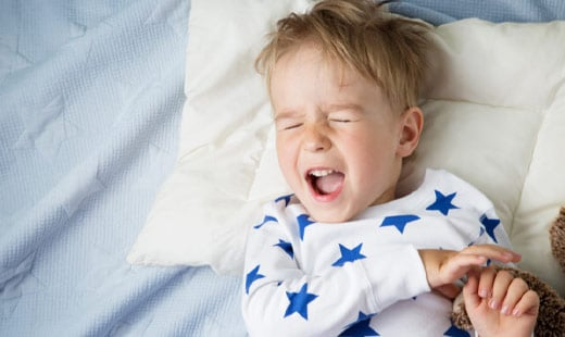 התקף זעם ילדים