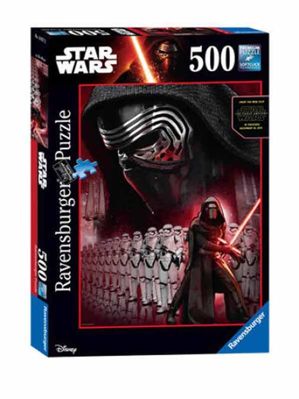פאזל מלחמת הכוכבים - 500 חלקים