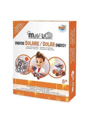 מיני מעבדה - אנרגיה סולרית