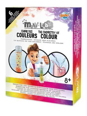 מיני מעבדה - צבעים
