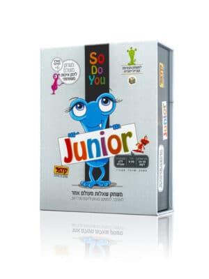 So Do You Junior