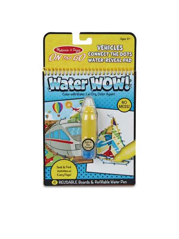 חוברת טוש המים - תחבורה