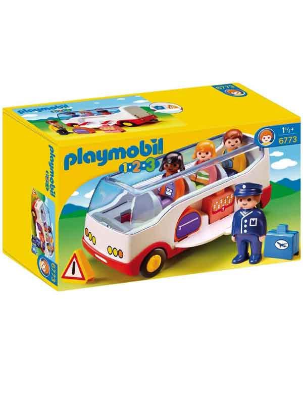 פליימוביל 6773 - אוטובוס