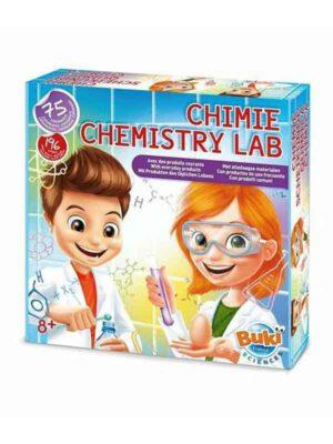 מעבדת כימיה – 75 ניסויים